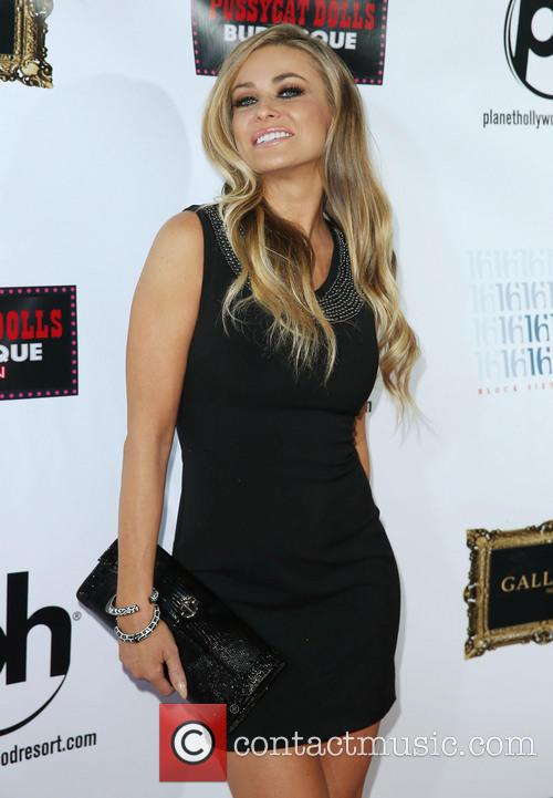 carmen electra carmen electra appears at gallery 20056465