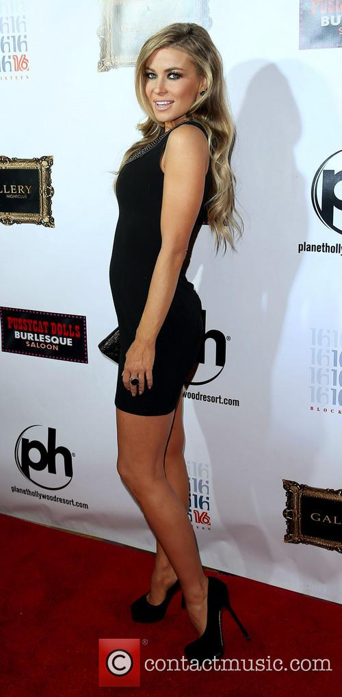 Picture - Carmen Electra , Sunday 13th January 2013