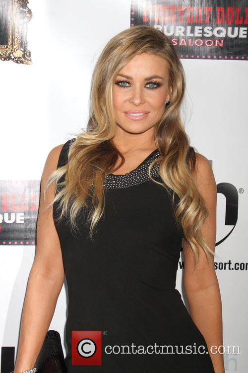 carmen electra carmen electra hosts the evening 20057708