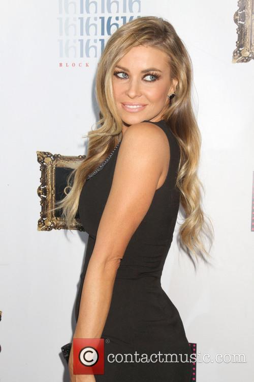 carmen electra carmen electra hosts the evening 20057709