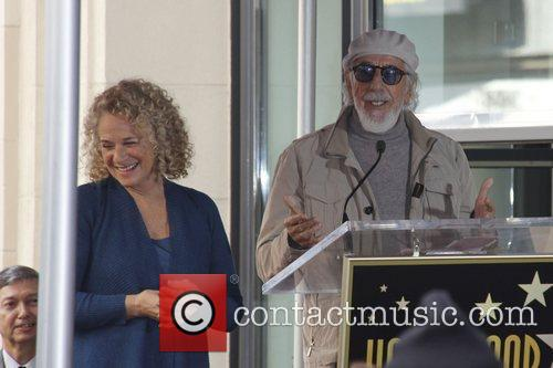 Carole King and Lou Adler 7