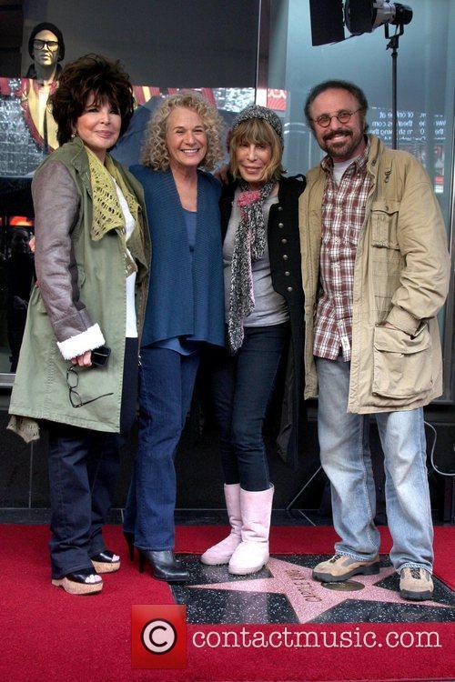 Carole Bayer Sager, Carole King, Cynthia Weil and Barry Mann 2