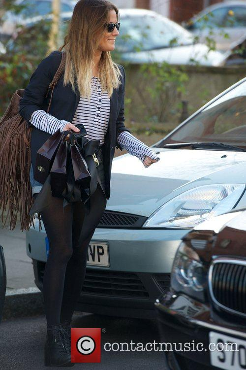 Caroline Flack and The X Factor 8