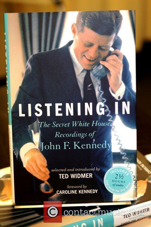 Caroline Kennedy promotes her book 'Listening In: The...