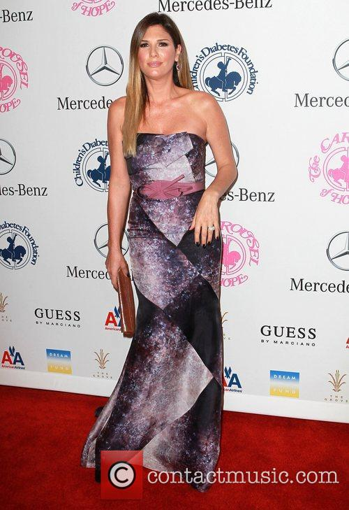 Daisy Fuentes  26th Anniversary Carousel Of Hope...