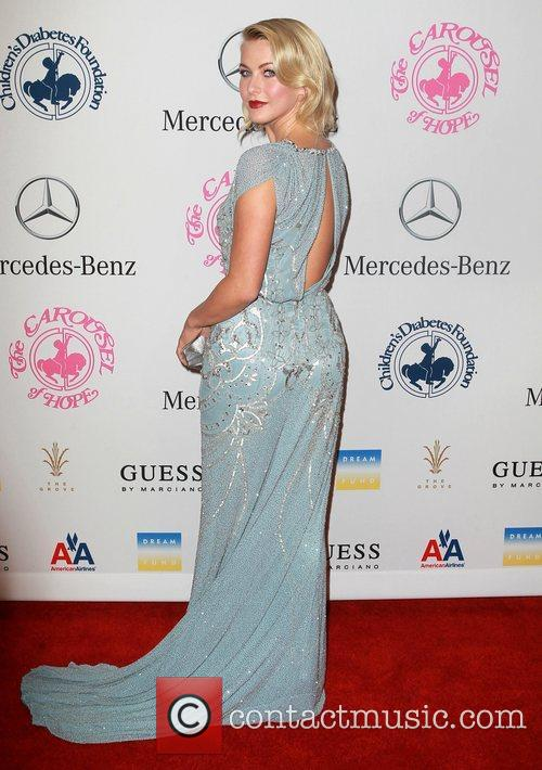 julianne hough 26th anniversary carousel of hope 4135701