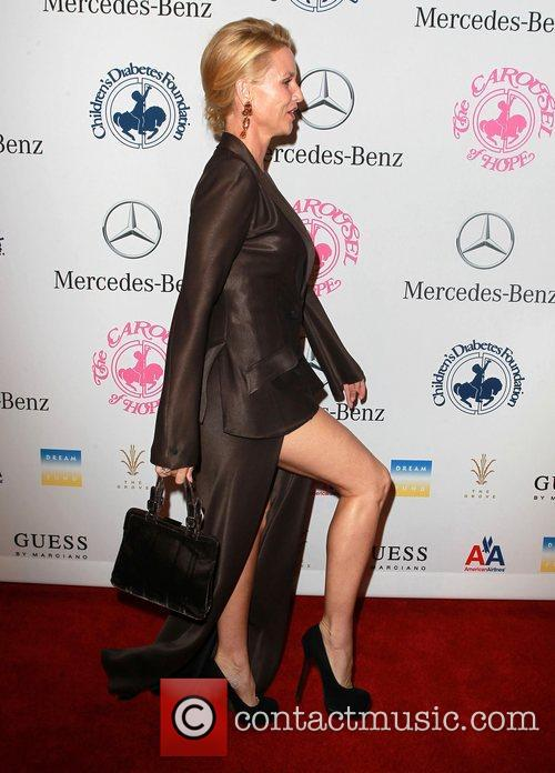 nicollette sheridan 26th anniversary carousel of hope 4135698
