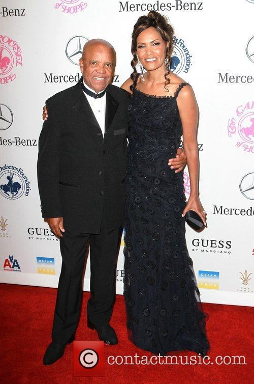 Berry Gordy  26th Anniversary Carousel Of Hope...