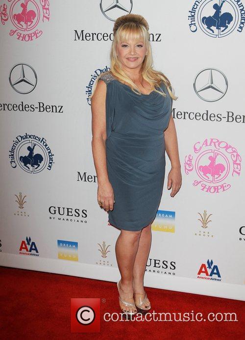 Charlene Tilton  26th Anniversary Carousel Of Hope...
