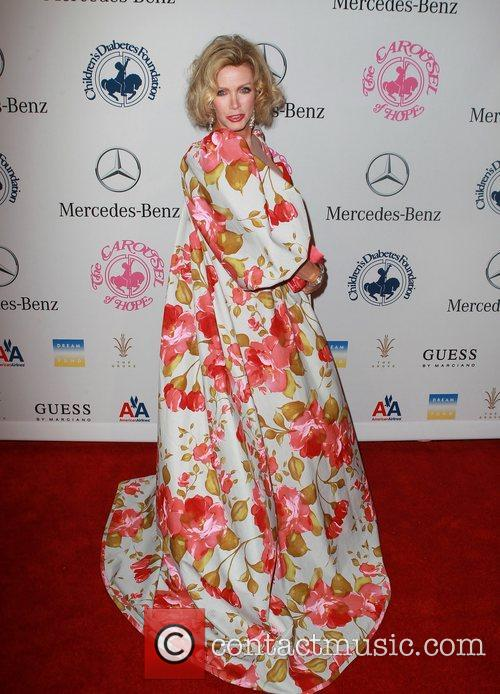 donna mills 26th anniversary carousel of hope 4135922