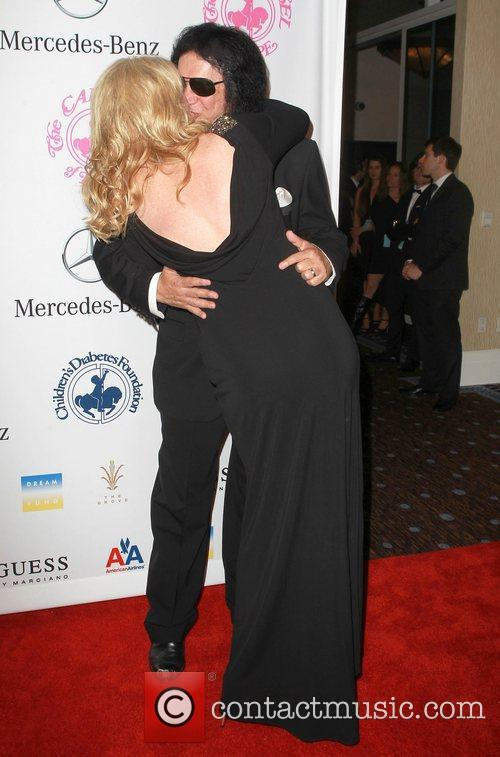 Gene Simmons and Shannon Tweed 4