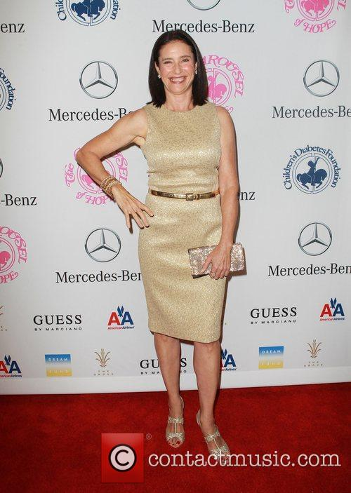 Mimi Rogers  26th Anniversary Carousel Of Hope...