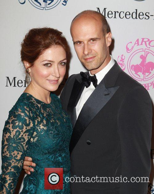 Sasha Alexander and Edoardo Ponti 8