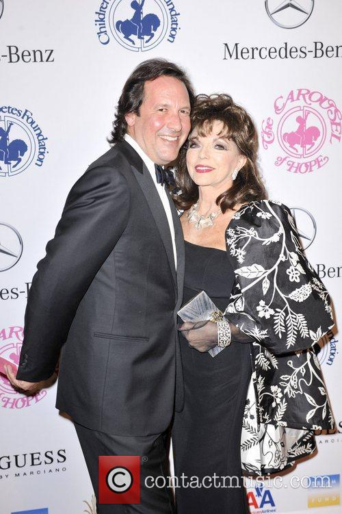 joan collins 26th anniversary carousel of hope 4136565