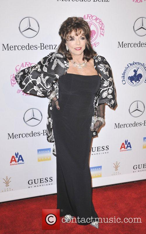 joan collins 26th anniversary carousel of hope 4136566