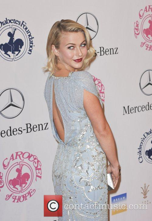 julianne hough 26th anniversary carousel of hope 4136548