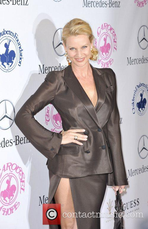 nicollette sheridan 26th anniversary carousel of hope 4136587