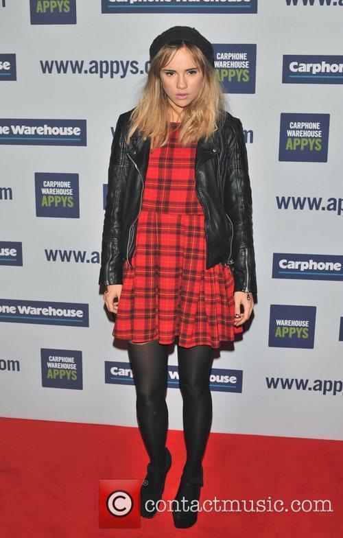 Suki Waterhouse The Carphone Warehouse Appy Awards held...