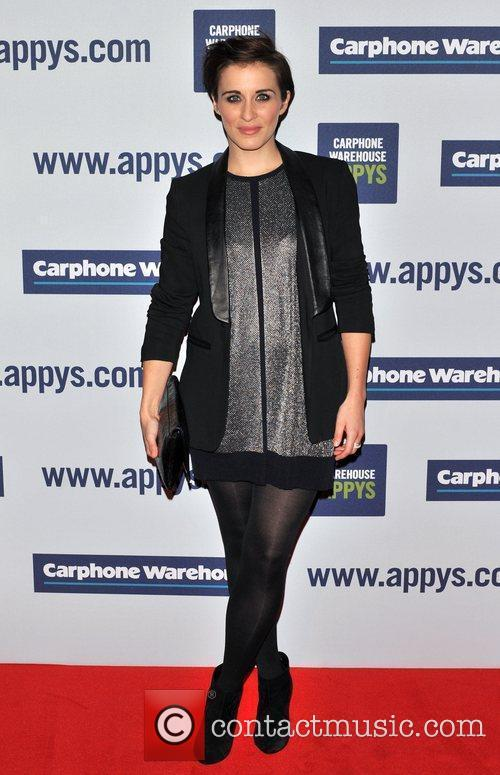 Vicky McClure The Carphone Warehouse Appy Awards held...