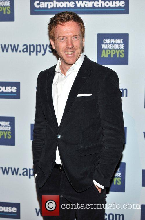 damian lewis the carphone warehouse appy awards 3847383