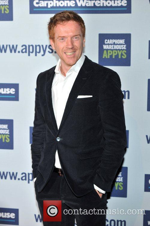 damian lewis the carphone warehouse appy awards 3847388