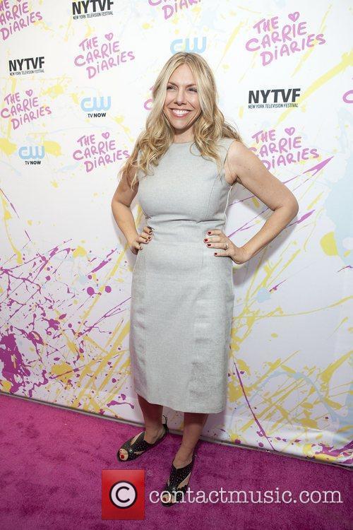 Amy B. Harris The Carrie Diaries Premier held...