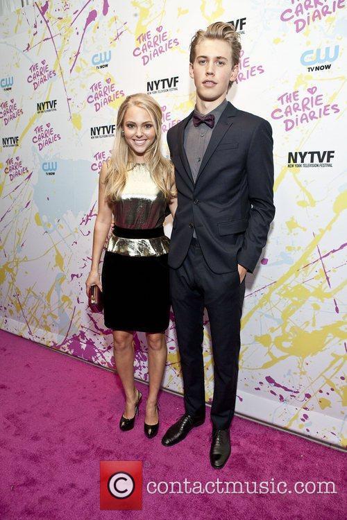 Anna Sophia Robb and Austin Butler The Carrie...