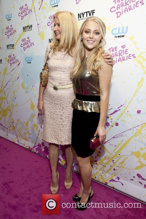 The Carrie Diaries Premier held at the SVA...