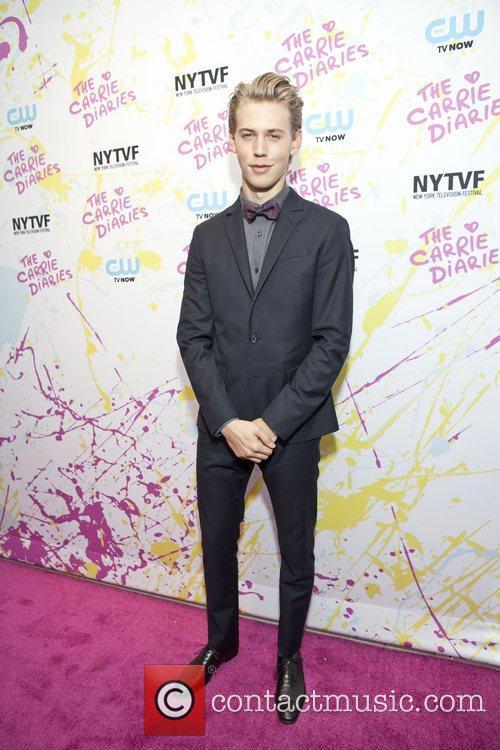 Austin Butler The Carrie Diaries Premier held at...