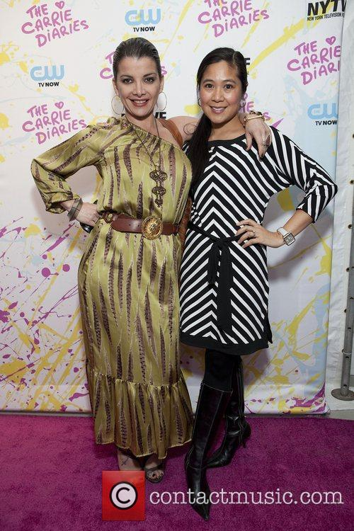 br>The Carrie Diaries Premier held at the SVA...