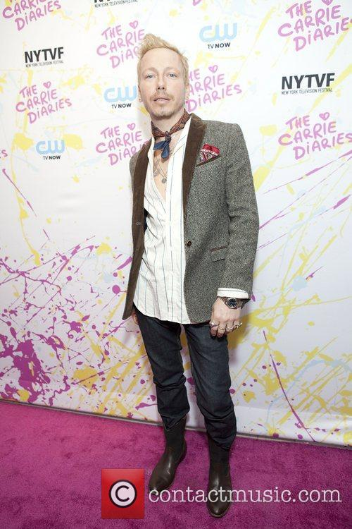 Eric Damon The Carrie Diaries Premier held at...