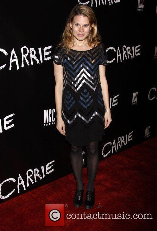 Celia Keenan-Bolger  Opening night afterparty forthe MCC...