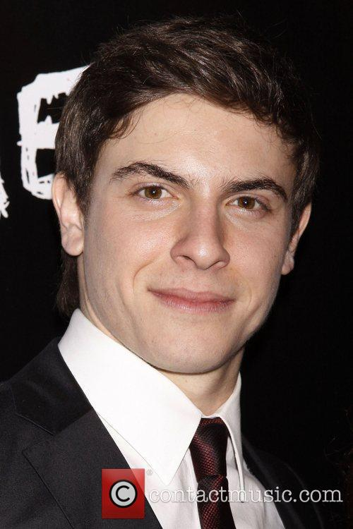 Derek Klena  Opening night afterparty forthe MCC...