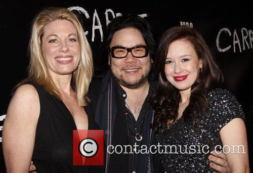 Marin Mazzie, Stafford Arima and Molly Ranson...