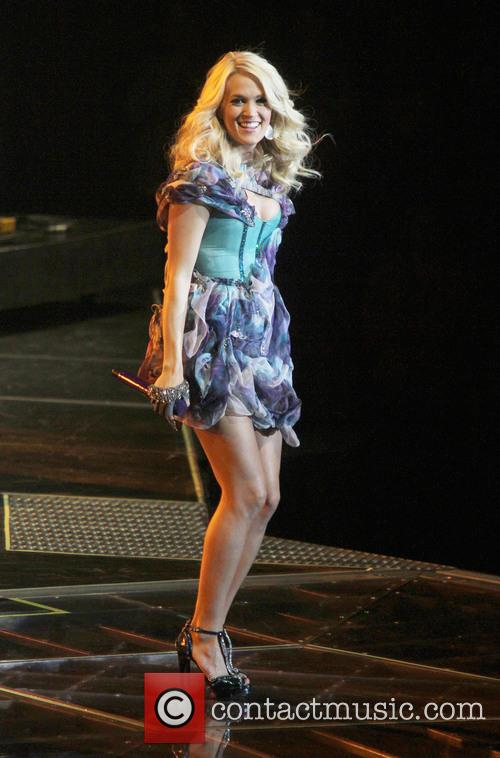 Carrie Underwood, Prudential Center and New Jersey 14