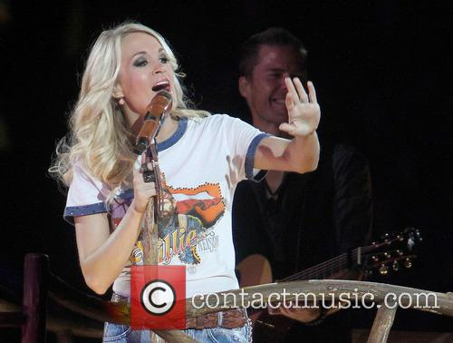 Carrie Underwood, Prudential Center and New Jersey 13