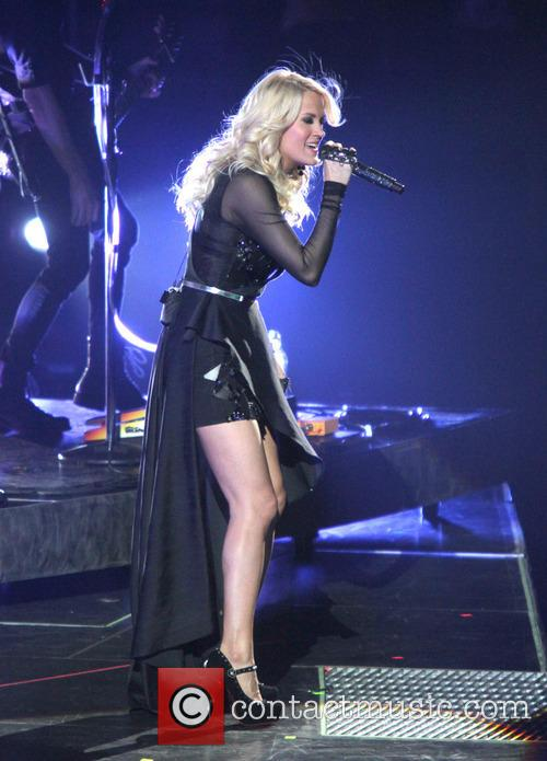 Carrie Underwood, Prudential Center, New Jersey