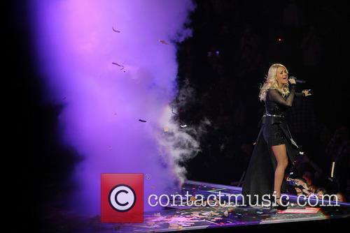 Carrie Underwood, Prudential Center and New Jersey 15