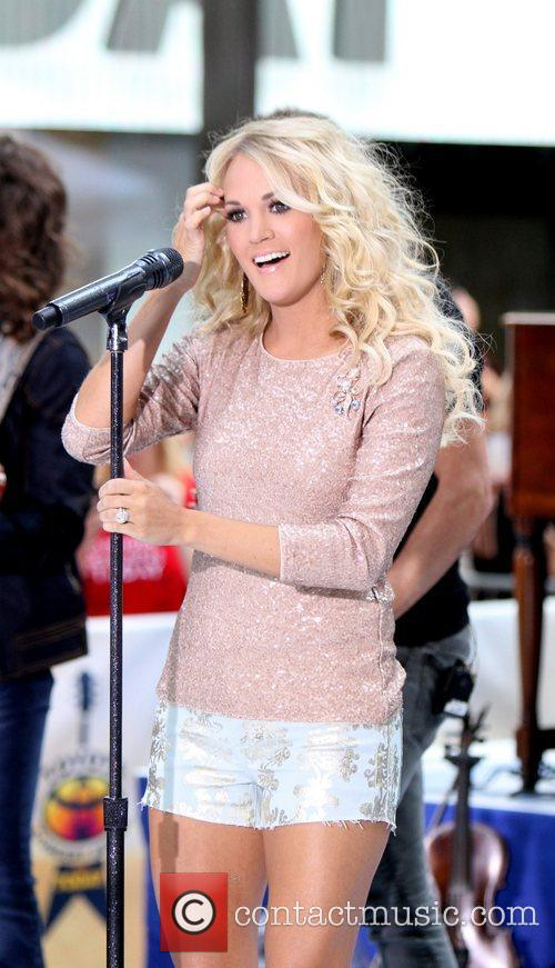 Carrie Underwood 6