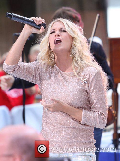 Carrie Underwood 45