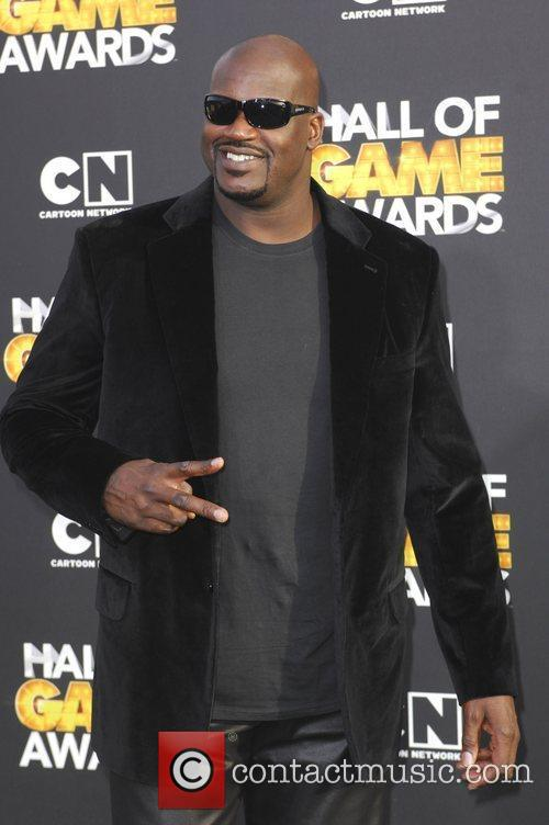 Shaquille O'Neal  The 2012 Cartoon Network Hall...