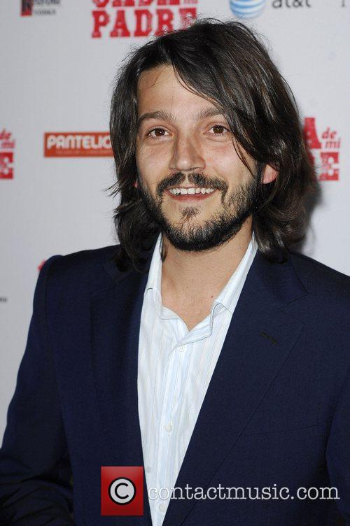 Diego Luna and Grauman's Chinese Theatre 11