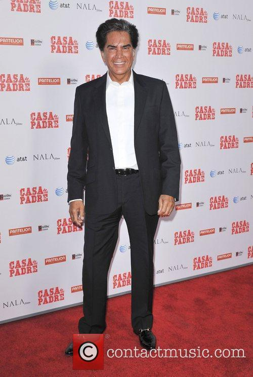 Jose Luis Rodriguez and Grauman's Chinese Theatre 1