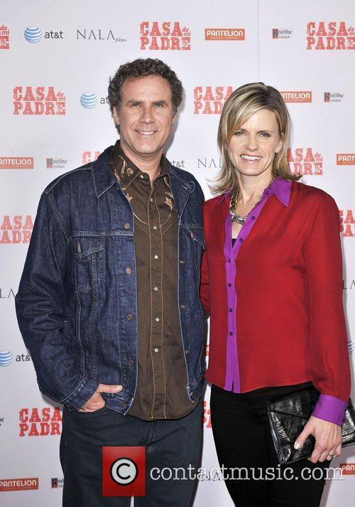 Will Ferrell and Grauman's Chinese Theatre 6