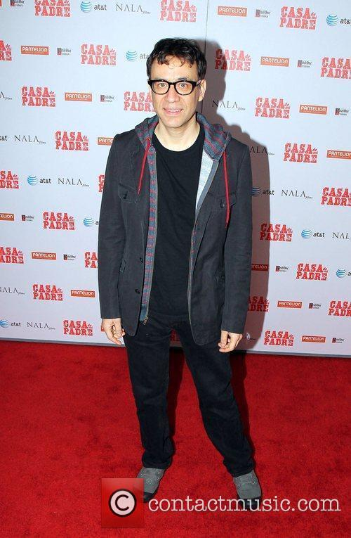 Fred Armisen, Grauman's Chinese Theatre