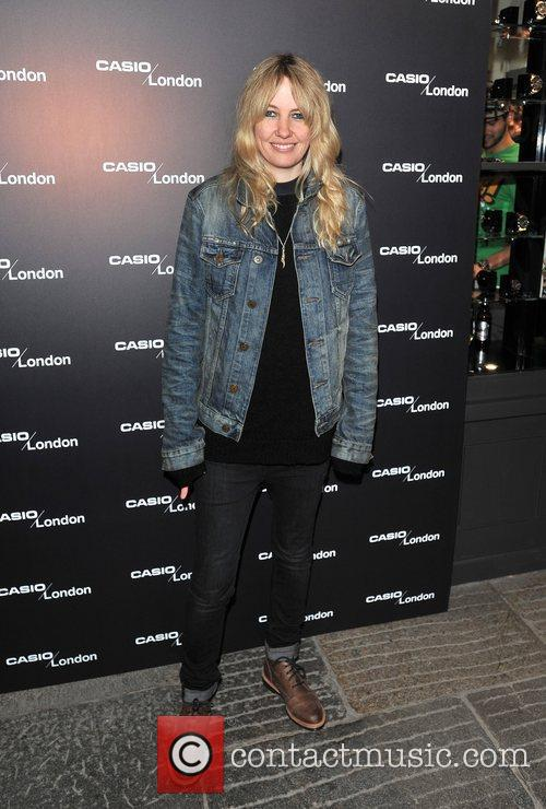 Ladyhawke Casio - pop-up store launch party at...