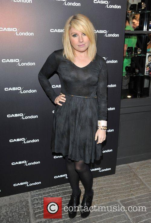 Victoria Heskey aka Little Boots Casio - pop-up...