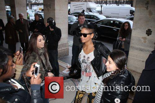 Cassie returning to her hotel after spending the...