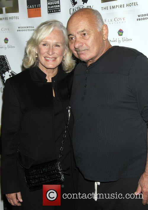 glenn close and burt young attend the 4124643