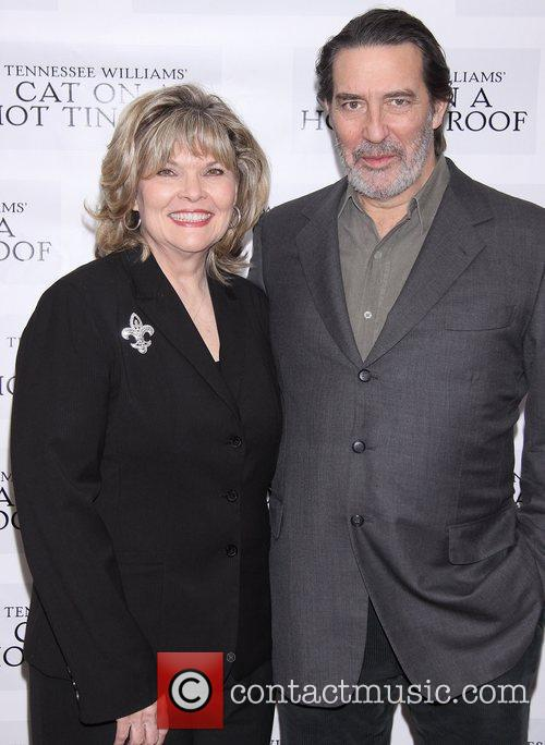 Debra Monk and Ciaran Hinds 2